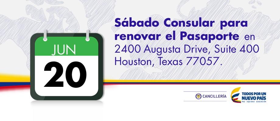Consulado de Colombia en Houston
